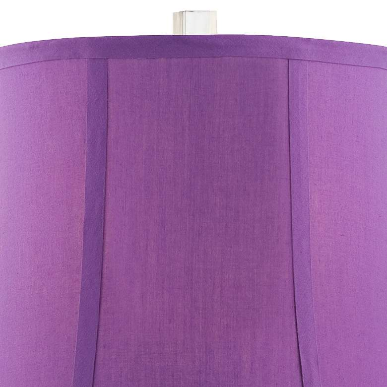 Purple Bijoux Table Lamp more views