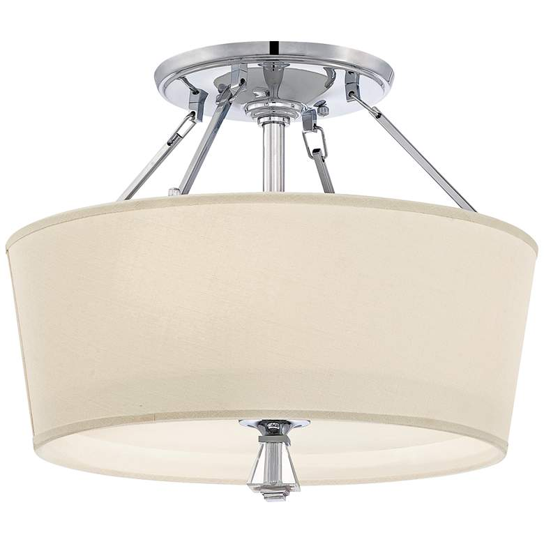 "Deluxe Collection 18"" Wide Ceiling Light Fixture more views"
