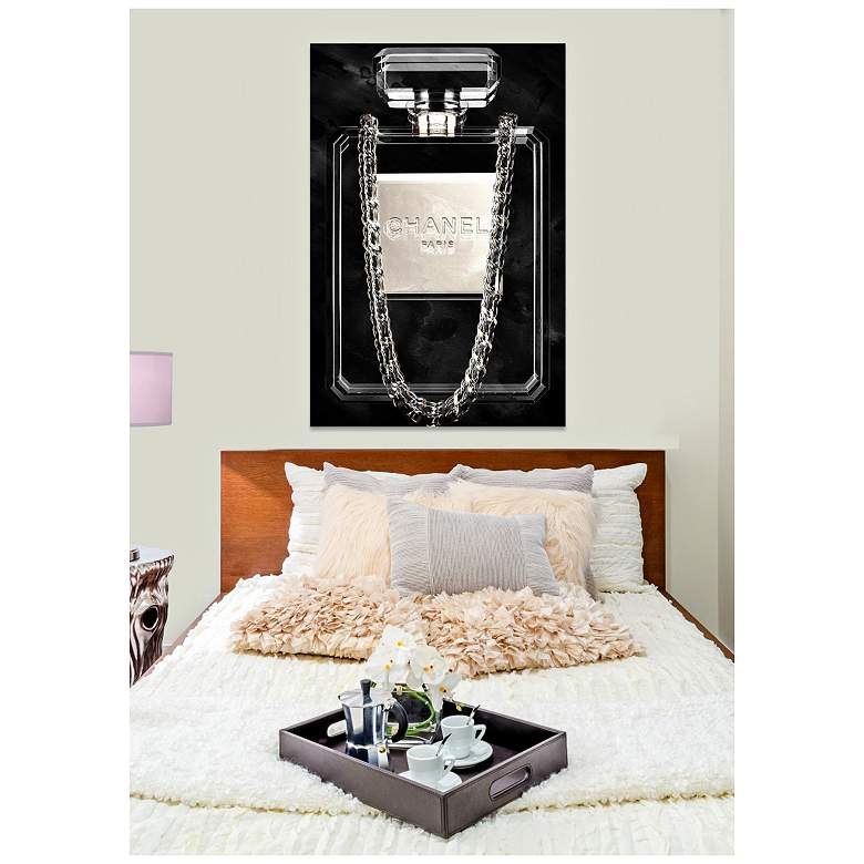 "Oliver Gal Remember My Scent 15"" High Canvas Wall Art more views"