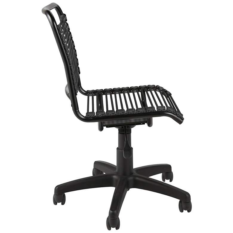 Bungie Low-Back Black and Graphite Office Chair more views