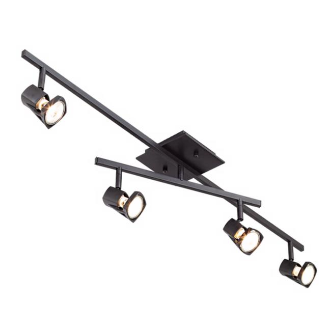 "LED Pro Track® 36"" Wide Bronze 4-Light Compete Track Kit"