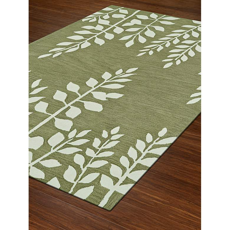 "Dalyn Journey JR21 5'x7'6"" Fern Area Rug more views"