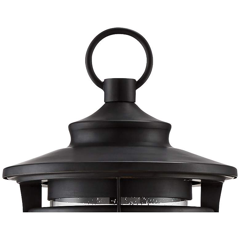 "Grenville 17 1/2"" High Bronze Outdoor Post Light more views"