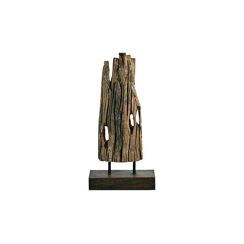 Regina Andrew Mack Reclaimed Wood Table Lamp more views