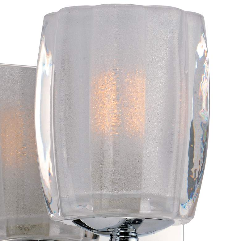"Maxim Bravado 6"" High Polished Chrome LED Wall Sconce more views"