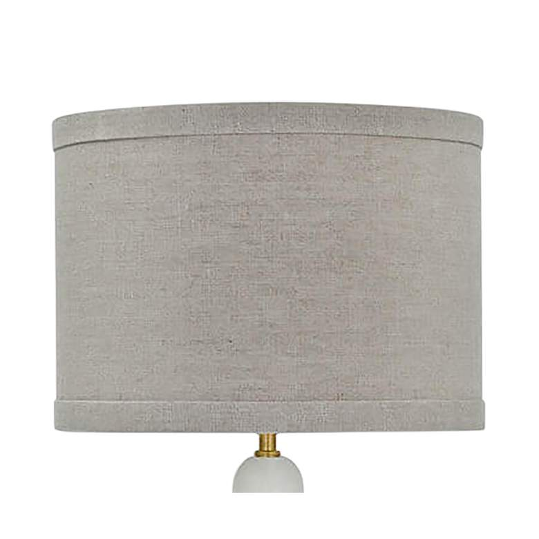 Regina-Andrew Charisma Alabaster Urn Accent Table Lamp more views