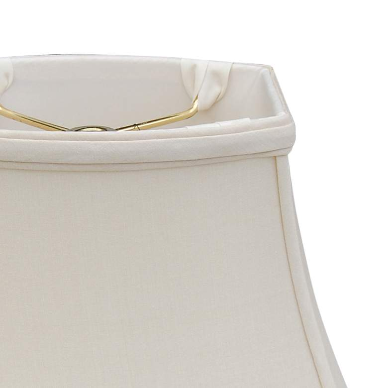 Egg Rectangular Oval Lamp Shade 8/10x11/14x9.5 (Spider) more views