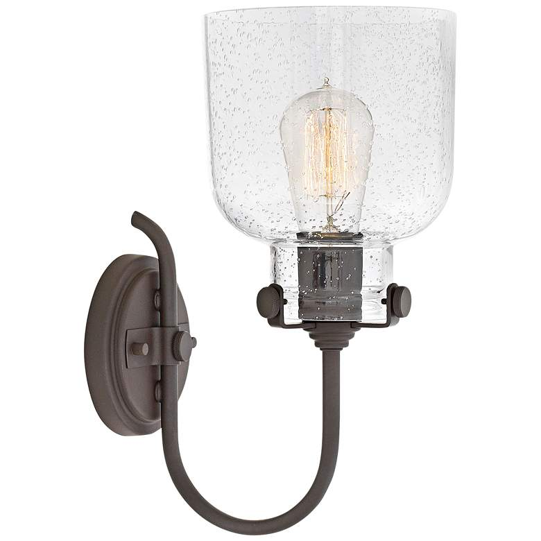 "Hinkley Congress 13 1/4"" High Oil Rubbed Bronze Wall Sconce more views"