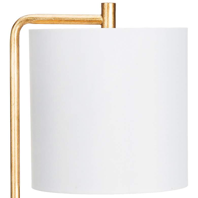 Couture Carr Brass Metal Table Lamp more views