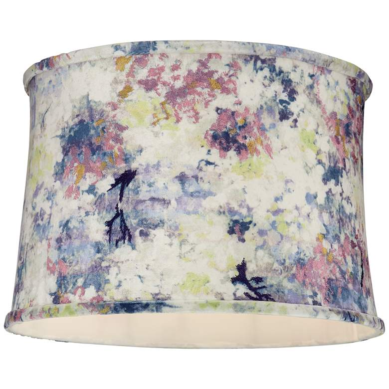 Multi-Color Paint Drum Lamp Shade 15x16x11 (Spider) more views