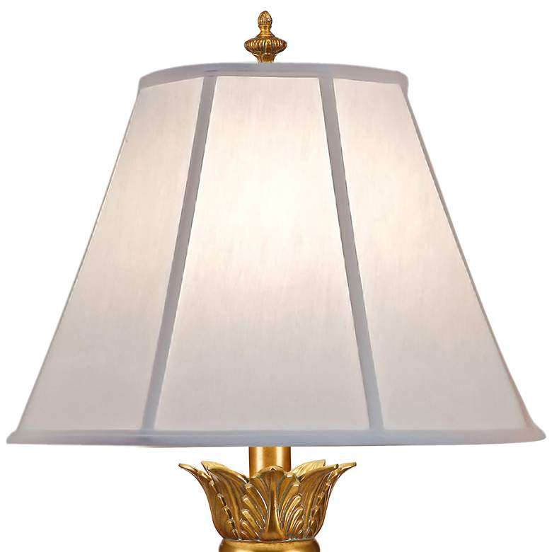 Stiffel McDermott French Gold Table Lamp more views