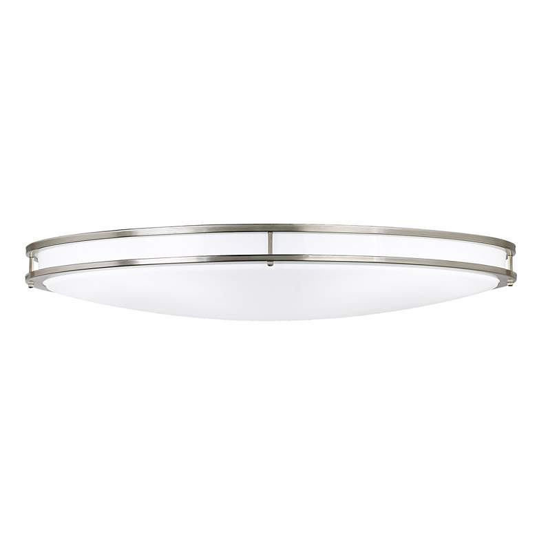 "ENERGY STAR® Fluorescent Oval 32 1/4"" Wide Ceiling Light more views"