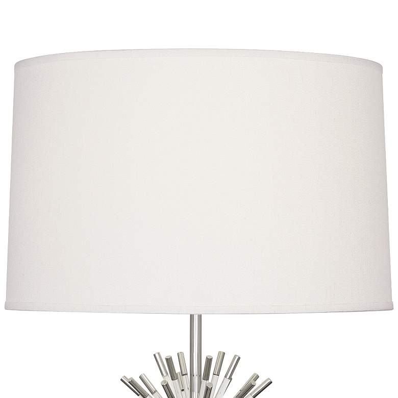 Robert Abbey Andromeda Polished Nickel Table Lamp more views