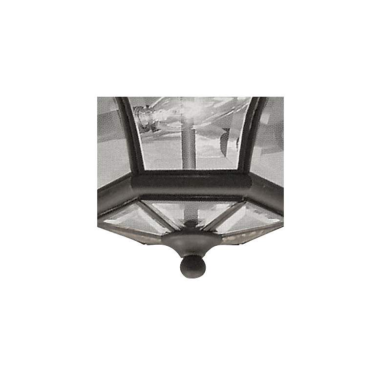 "Monterey 10 1/2""W Bronze Outdoor Ceiling Light more views"