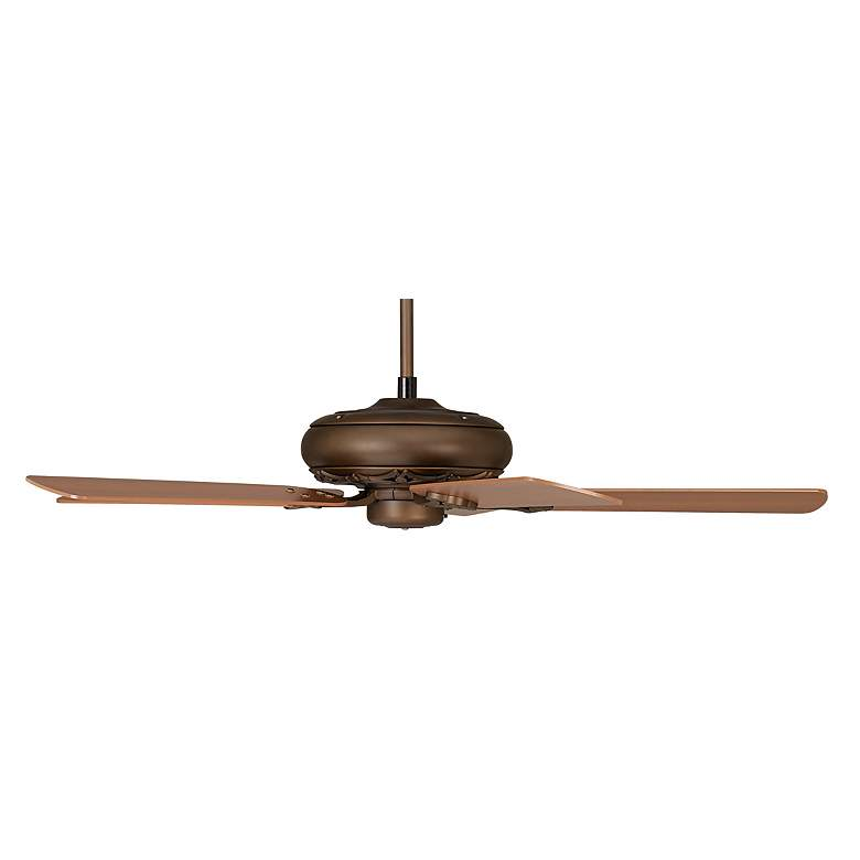 "52"" Casa Vieja® Trilogy Bronze Ceiling Fan more views"