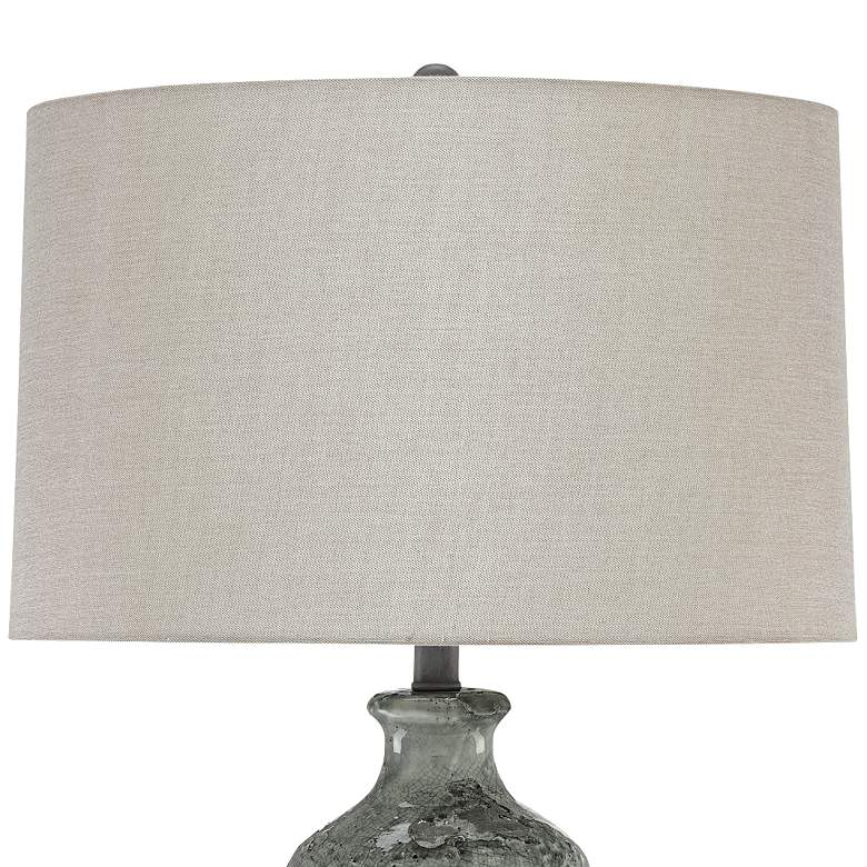 Currey and Company Stargazer Gray Table Lamp more views