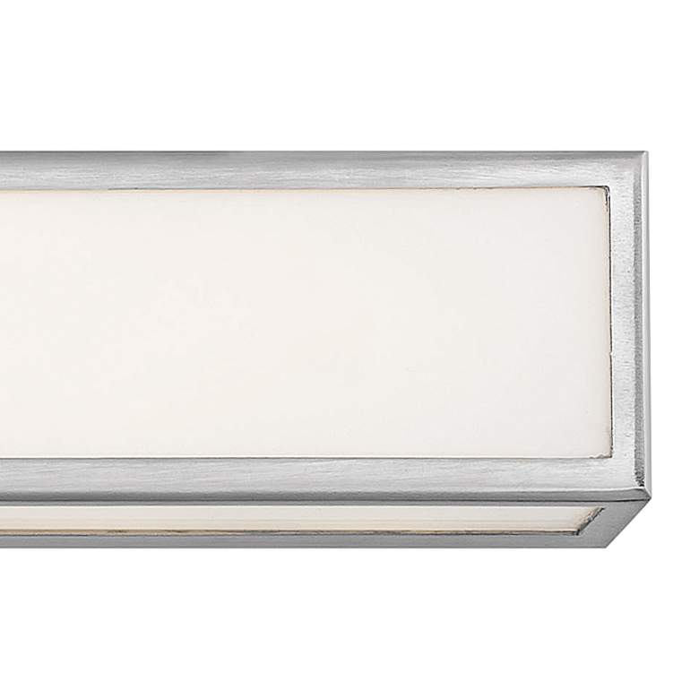 "Hinkley Alto 30"" Wide Brushed Nickel LED Bath Light more views"
