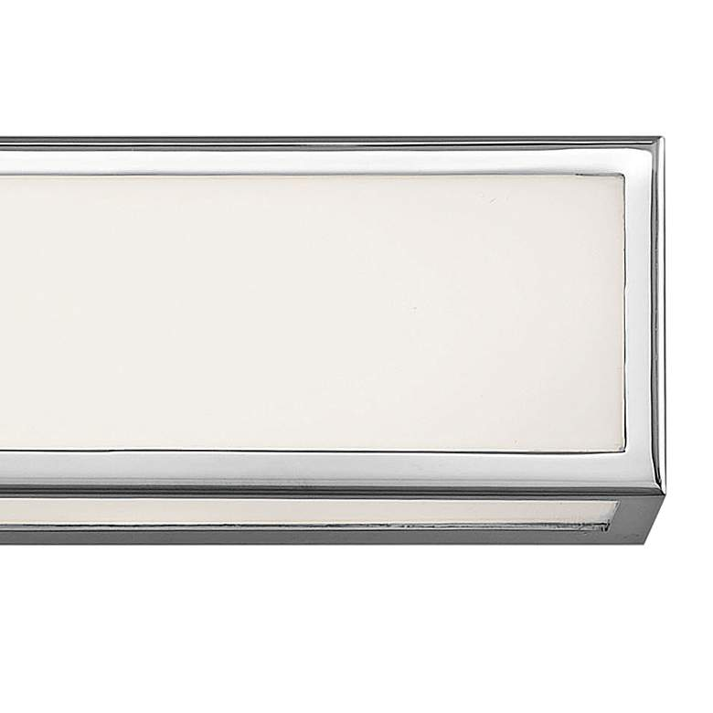 "Hinkley Alto 18"" Wide Chrome LED Bath Light more views"