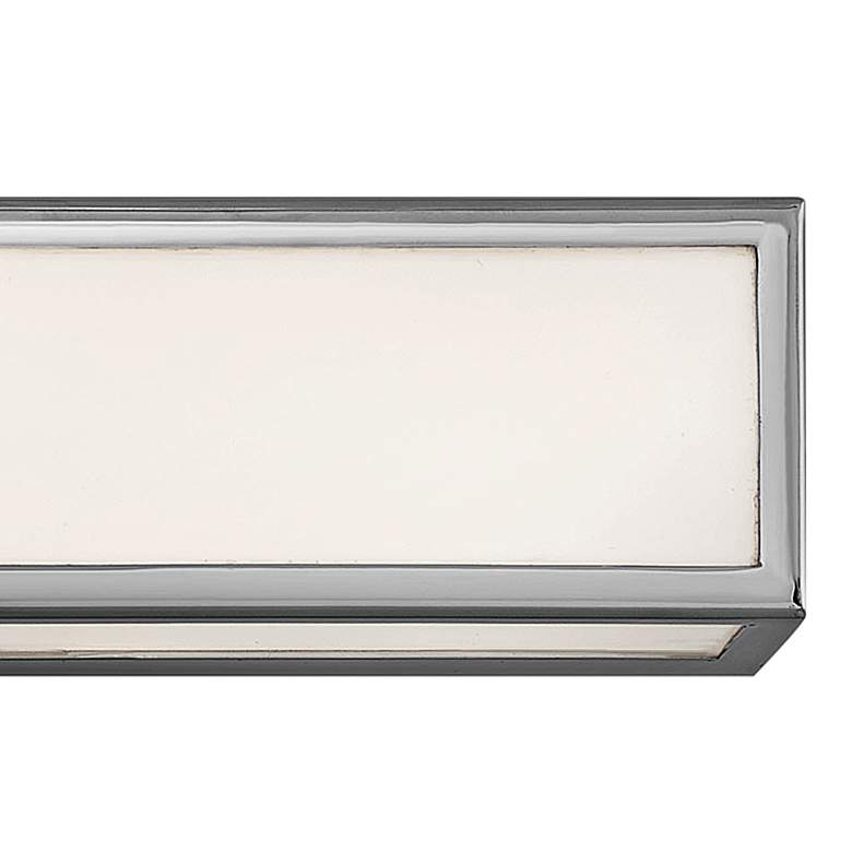 "Hinkley Alto 24"" Wide Chrome LED Bath Light more views"