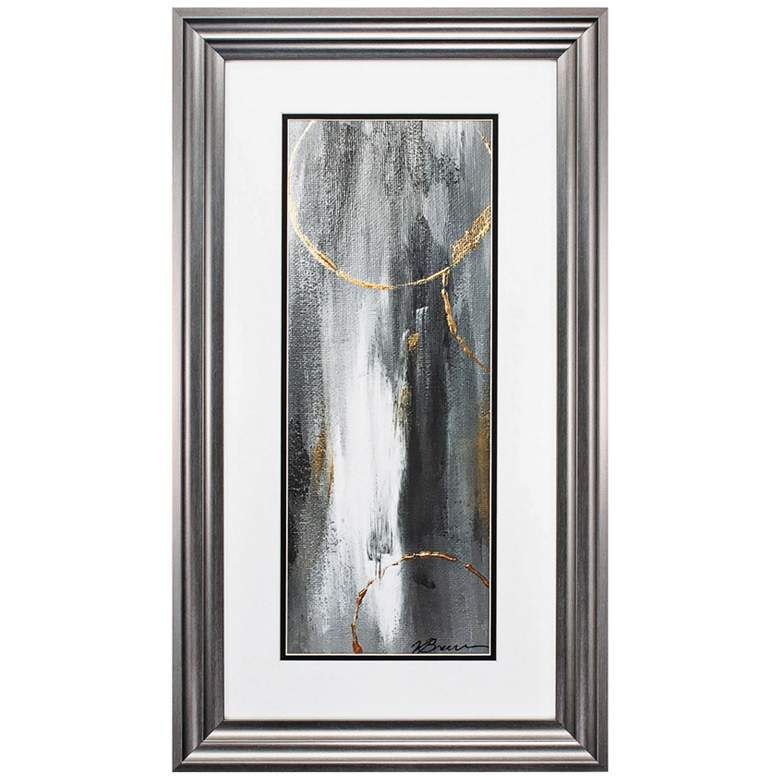 "Gray Matter 27"" High 2-Piece Framed Wall Art Set more views"