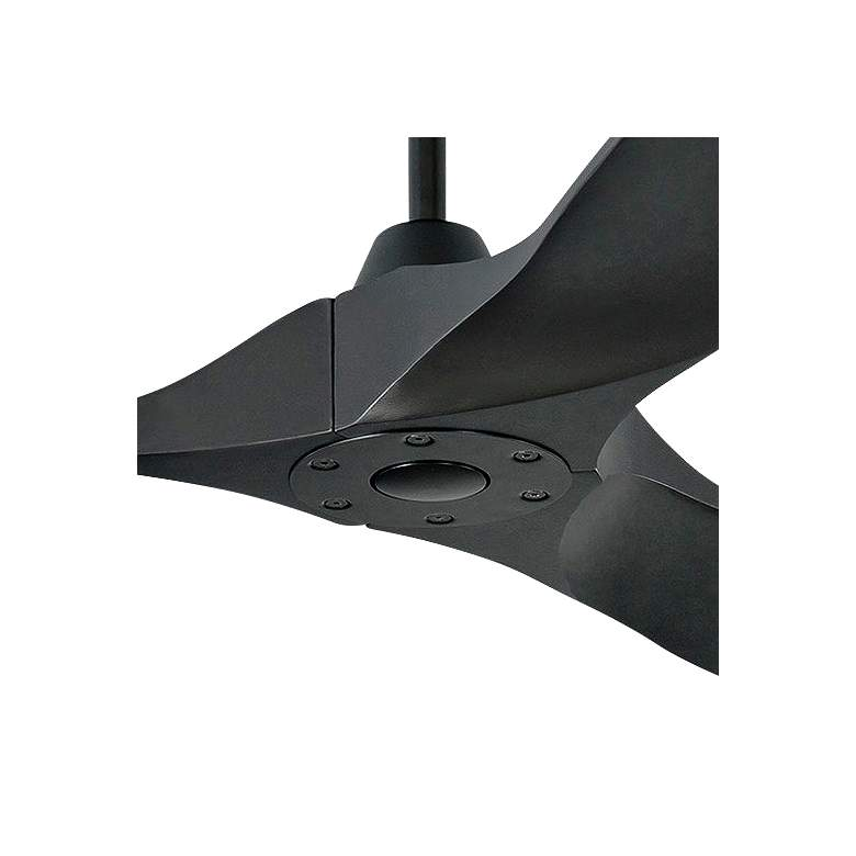 "60"" Monte Carlo Maverick Matte Black Ceiling Fan more views"