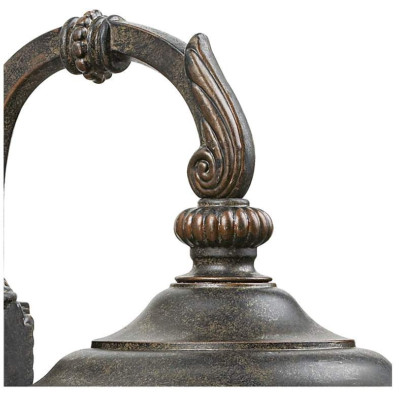 "Bellagio 16 1/2"" High Bronze Downbridge Outdoor Wall Light more views"
