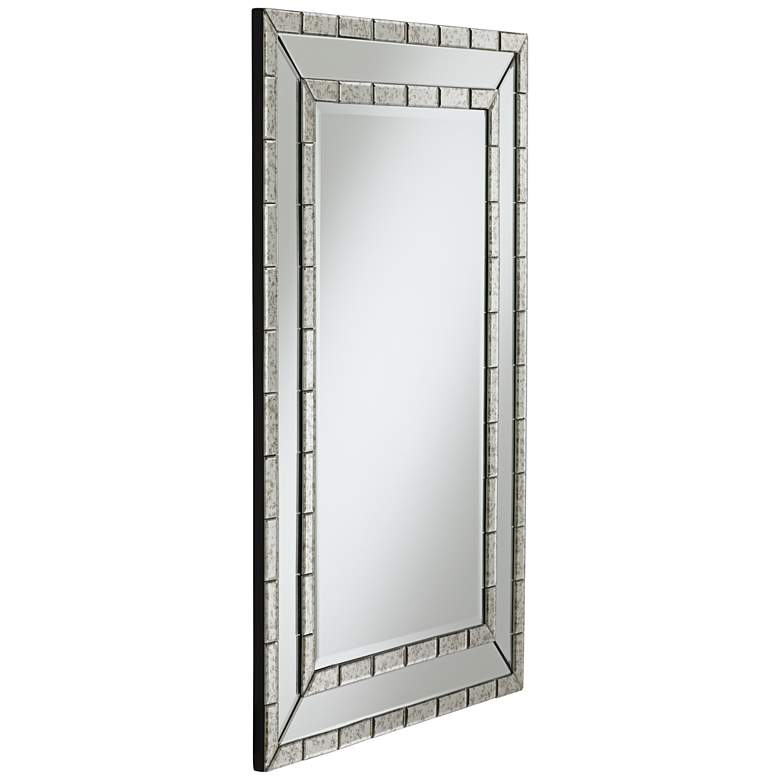 "Caldwell Antique Frame 28"" x 40"" Rectangular Wall Mirror more views"