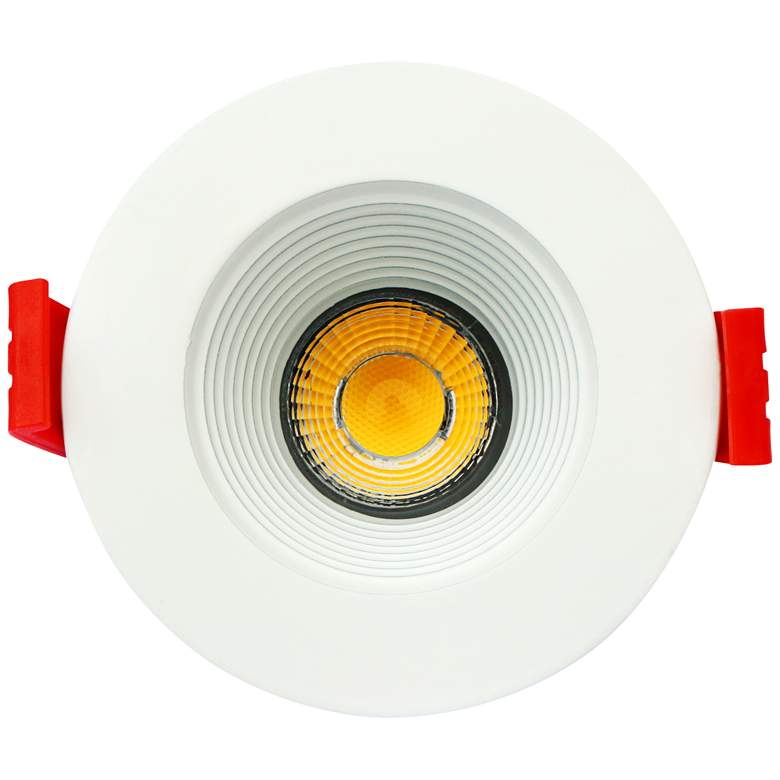 "Housing Free 2"" White 8 Watt LED Recessed Trim more views"