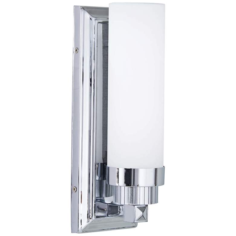 "Minka Lavery Laia 13"" High Chrome LED Wall Sconce more views"