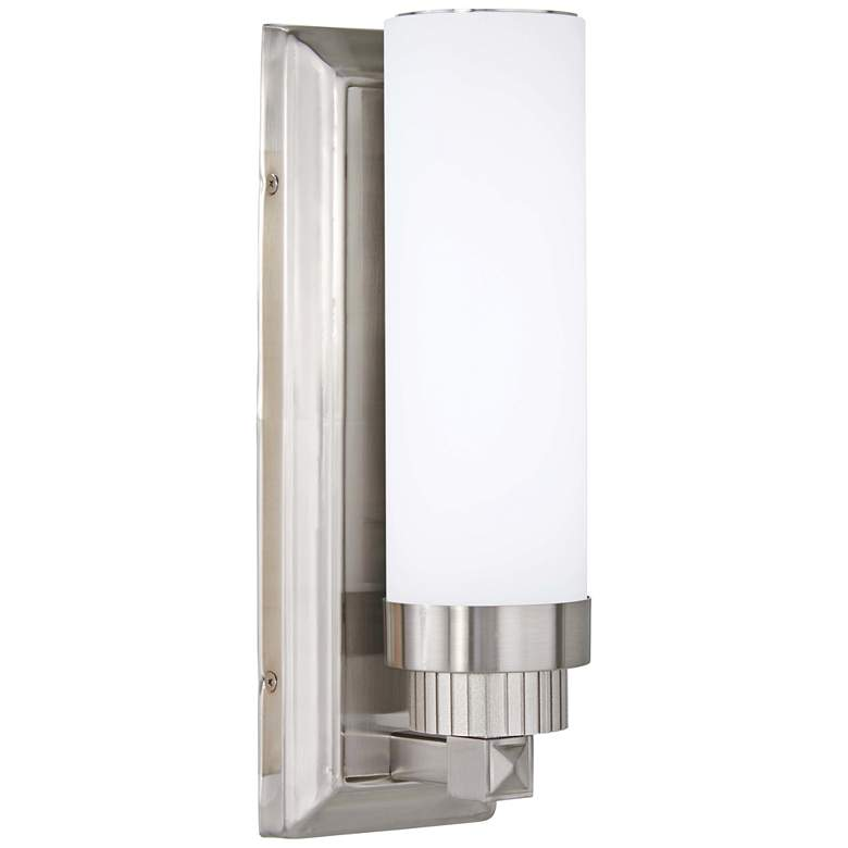 "Minka Lavery Laia 13"" High Brushed Nickel LED Wall Sconce more views"