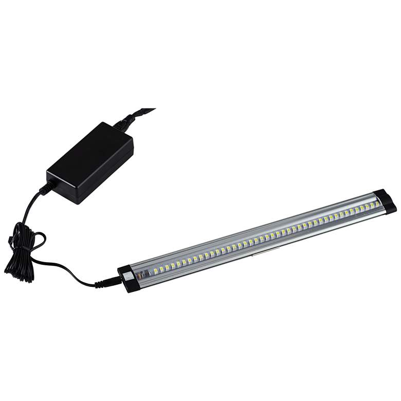"Grayson Slim 24"" Wide LED Under Cabinet Light Kit more views"
