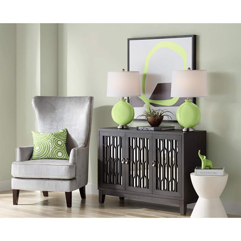 Lime Rickey Carrie Table Lamp Set of 2 more views
