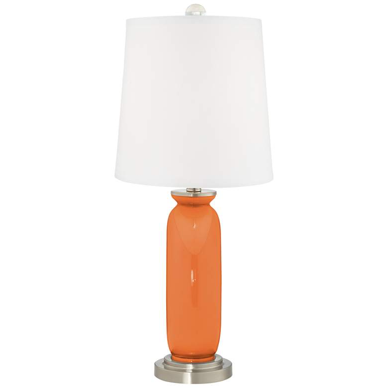 Celosia Orange Carrie Table Lamp Set of 2 more views