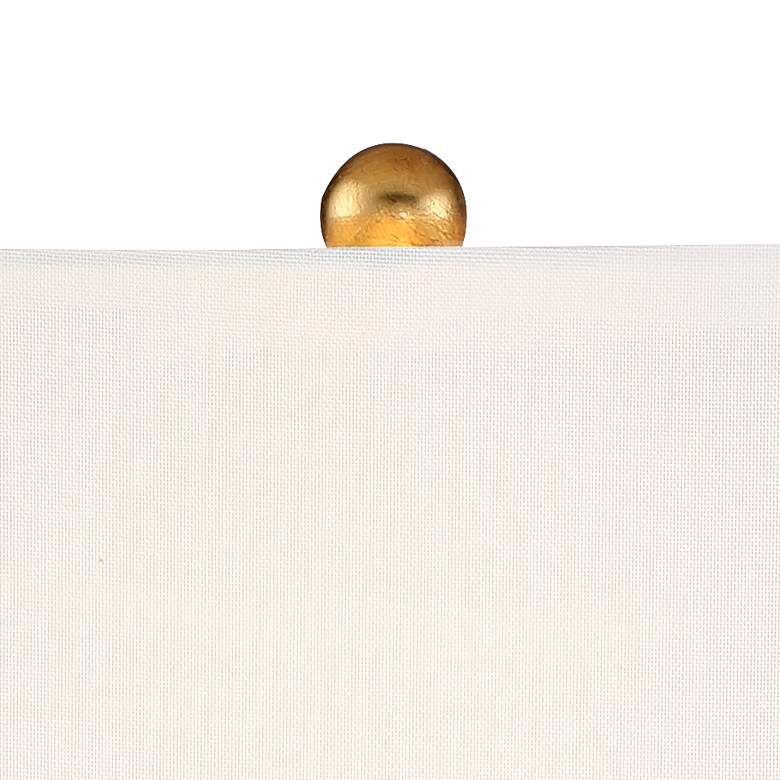 Valerie Crystal and Gold Table Lamp by Vienna Full Spectrum more views