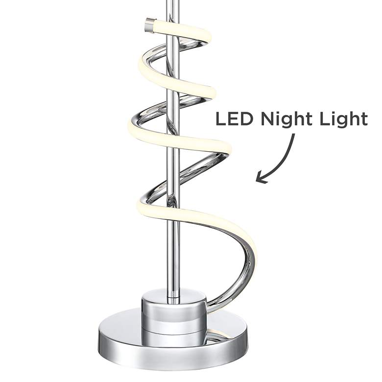 Axiom LED Strip Nightlight Table Lamp more views