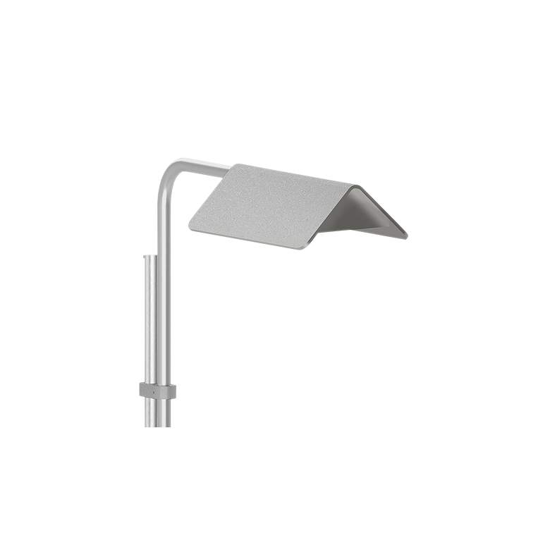 Sonneman Morii Satin Aluminum Adjustable LED Floor Lamp more views