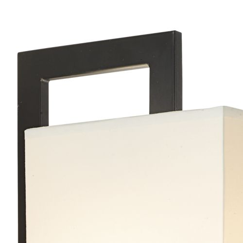 Possini Euro Floating Rectangle LED Plug-In Wall Light