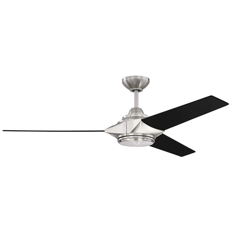 "54"" Craftmade Echelon Brushed Nickel LED Ceiling Fan more views"