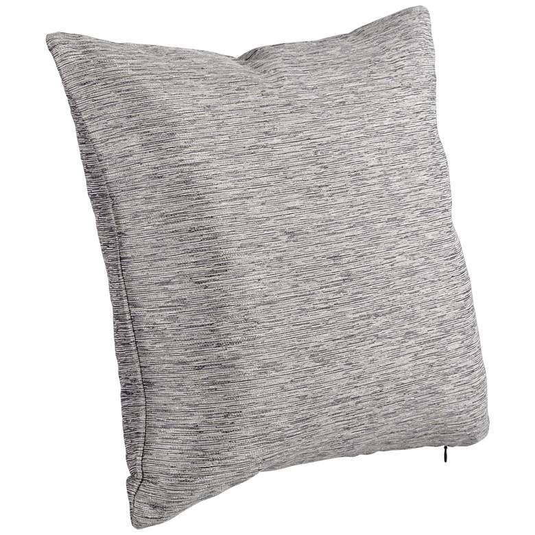 "Rockwood Timberwolf 20"" Square Throw Pillow more views"