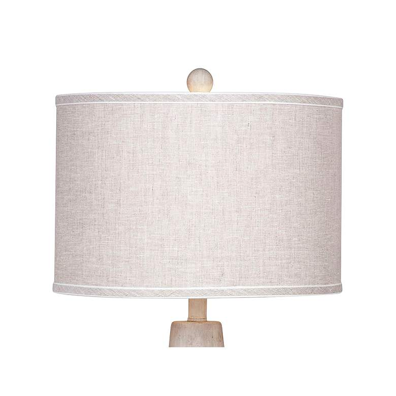 Dalton Natural Cement Table Lamp more views
