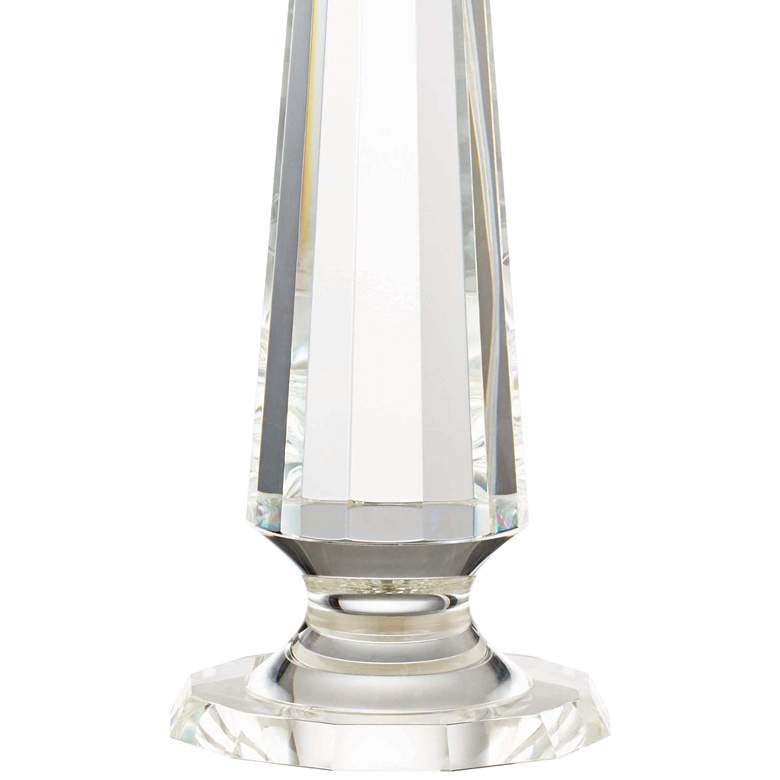 Hudson Valley Hazlitt Clear Crystal Table Lamp more views