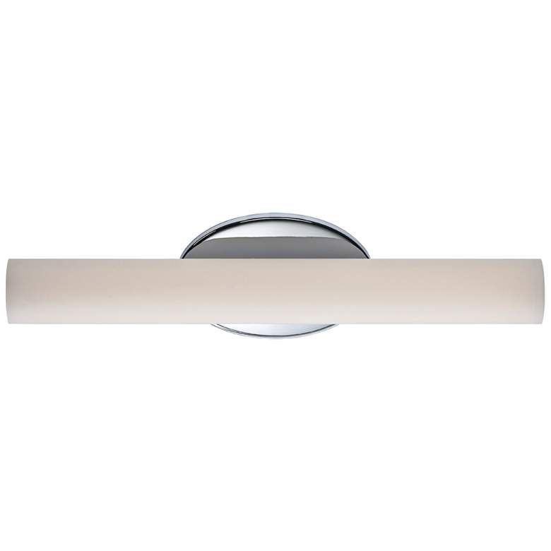 "Modern Forms Loft 18"" Wide Chrome LED Bath Light more views"