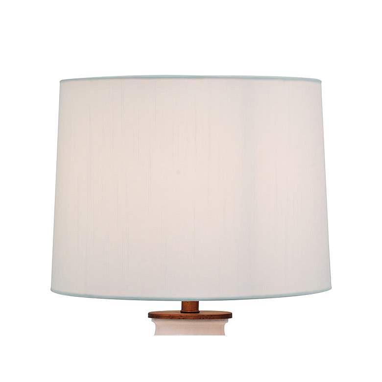 Port 68 Temba Brown Porcelain Accent Table Lamp more views