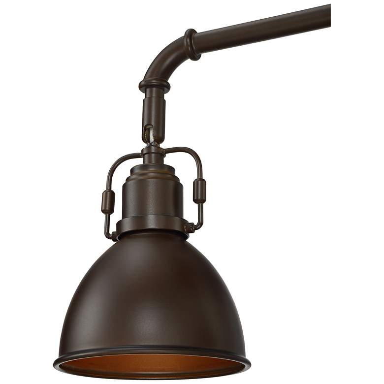 Pro Track Wesley 3-Light Oil-Rubbed Bronze Track Fixture more views