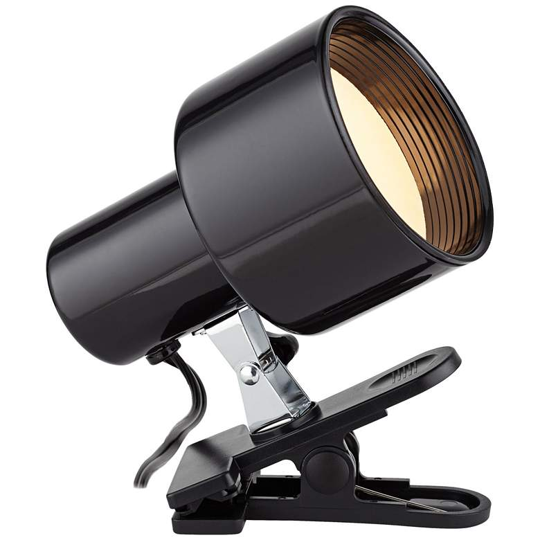 "Pro Track 6"" High Black Finish Mini Accent Clip Light more views"