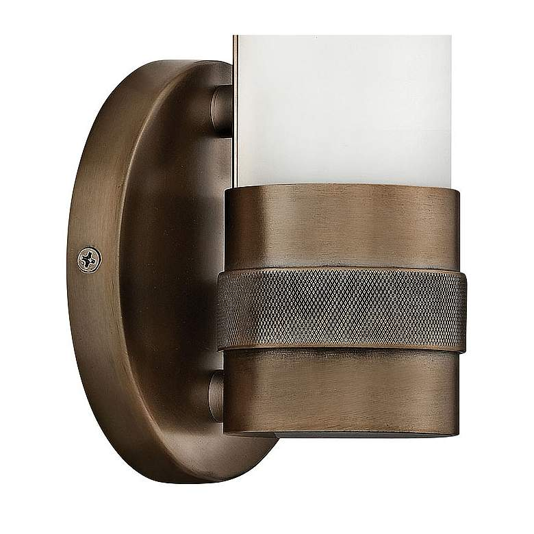 "Hinkley Remi 14 1/4"" High Champagne Bronze LED Wall Sconce more views"