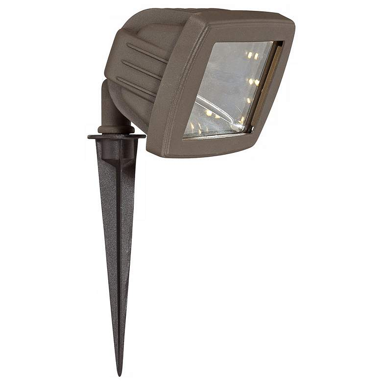 Bronze LED Flood Light Landscape Kit more views