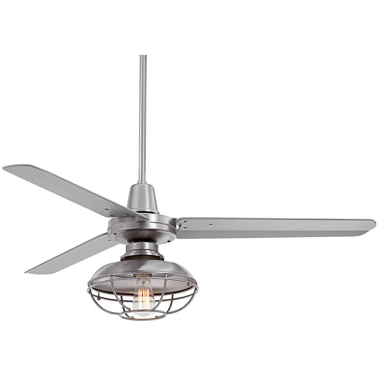 "52"" Plaza Franklin Park Damp Rated LED Ceiling Fan more views"