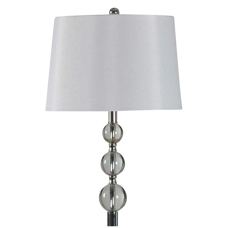 Authentic Crystal Modern Floor and Table Lamps Set more views