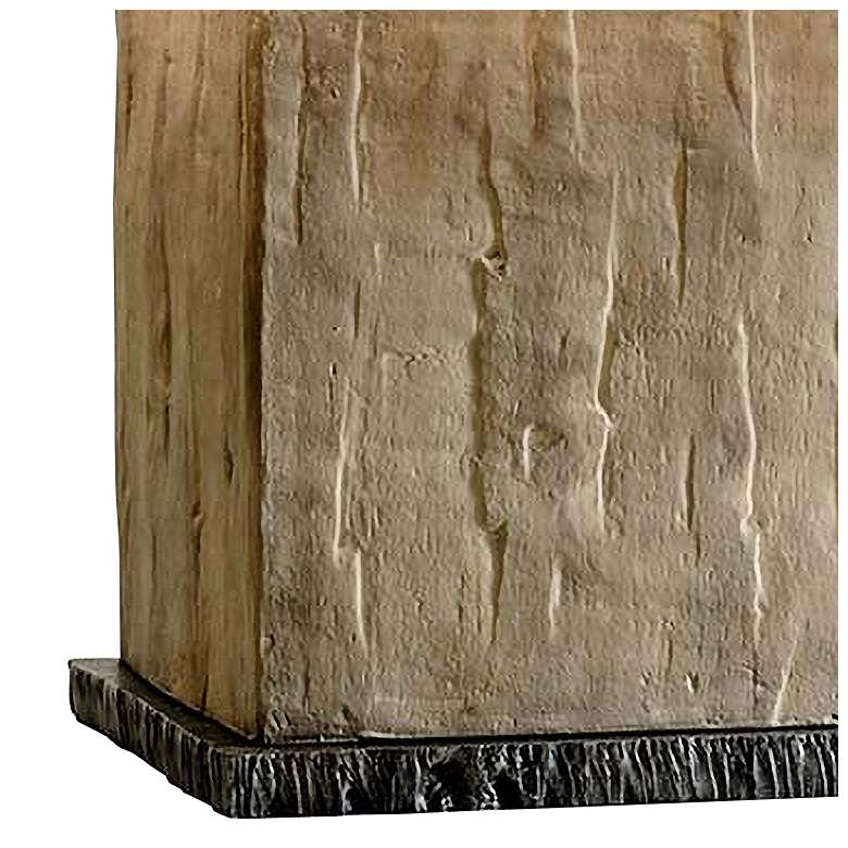 "La Brea 19 3/4"" High Sandstone Ceramic Accent Table Lamp more views"